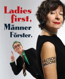 PL Faltsch Ladies first